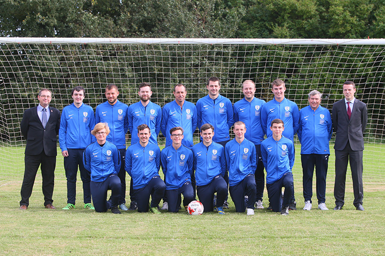 Little Driffield AFC Welcome Dutton Moore As New Club Sponsor